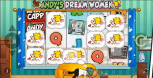 andy capp dreaming
